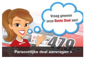 Apollo, altijd de beste deal
