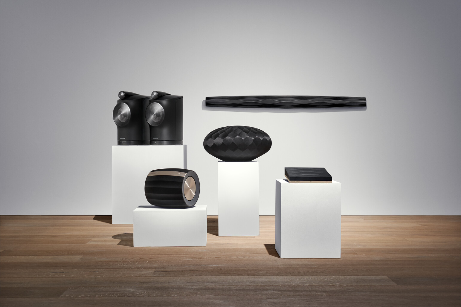 Diverse Formation producten van Bowers & Wilkins